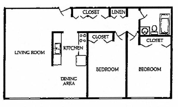 Stanley Court Apartments In Bloomington Minnesota