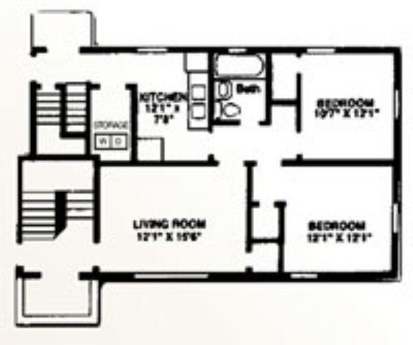 Newport Ridge Apartments: Huntington On The James Apartments In Newport News, Virginia