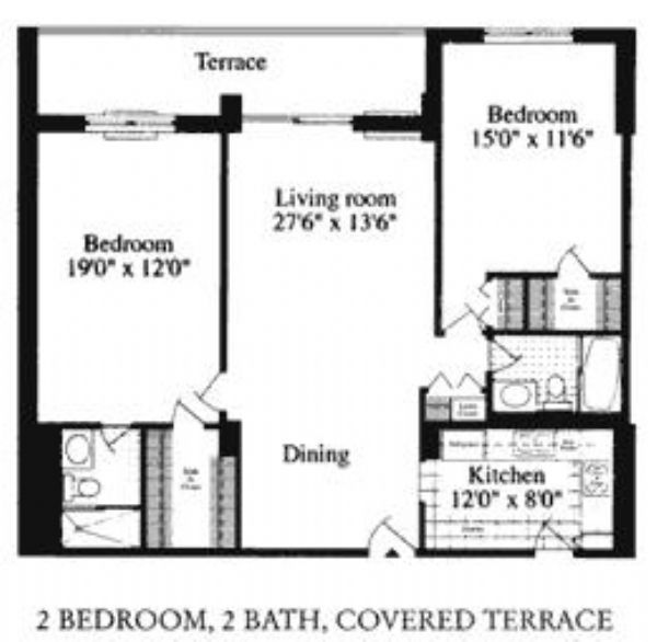 Marina Blue Floor Plans: Marina Del Mar Apartments In Sunny Isles Beach, Florida