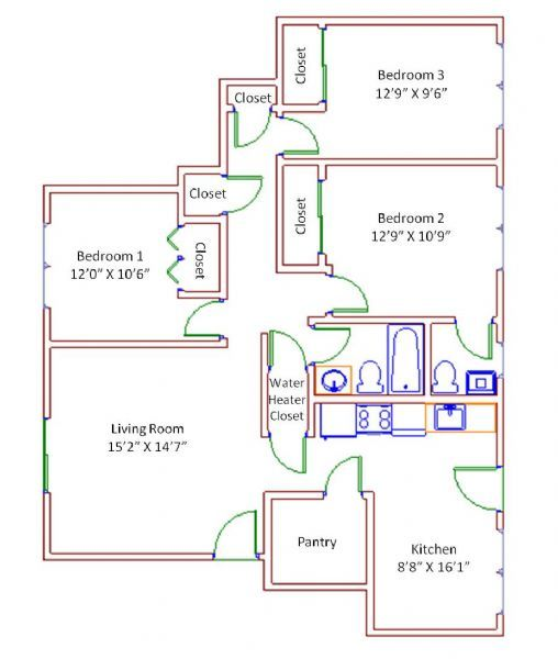 Apartments In Ames Iowa: Maplewood Apartments In Ames, Iowa