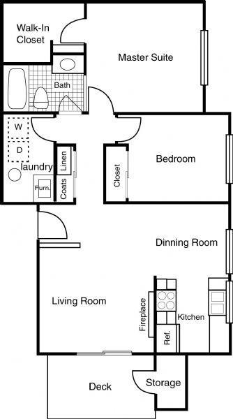 Shadowbrook Apartments In West Valley City Utah