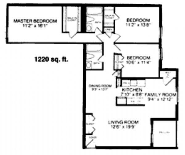 Vienna Park Apartments: Oakton Park Apartments In Fairfax, Virginia