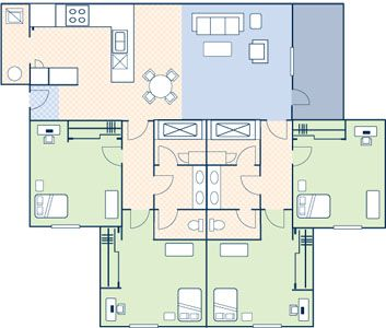 4 Bedroom version 2
