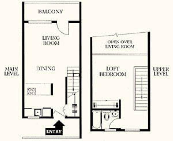 Oak Park Apartments Oregon