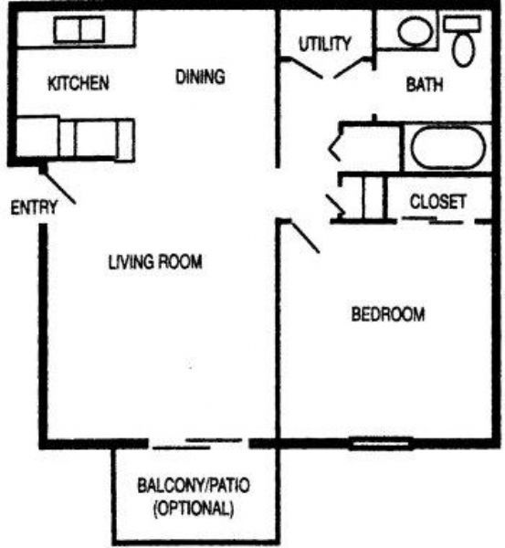 Northwinds Apartments: Northwinds Apartments In Greensboro, North Carolina
