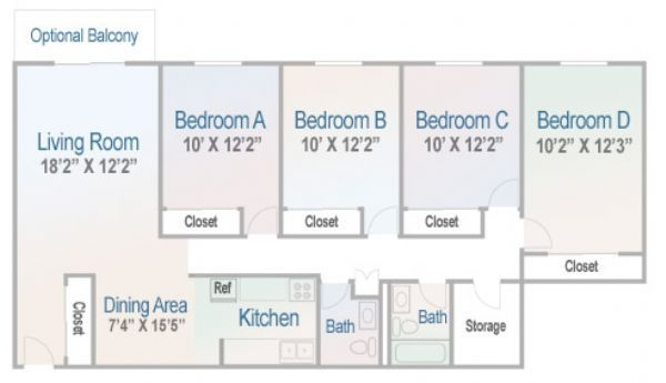 Room For Rent Near Green River Community College