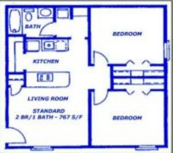 Spring Lake Apartments Russellville
