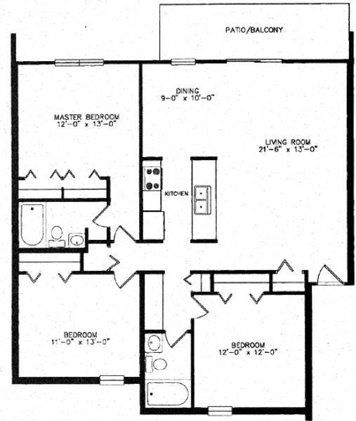 Woodlake Village Apartments In Palm Bay, Florida