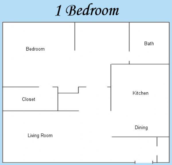 Bedroom Apartments In Pocatello