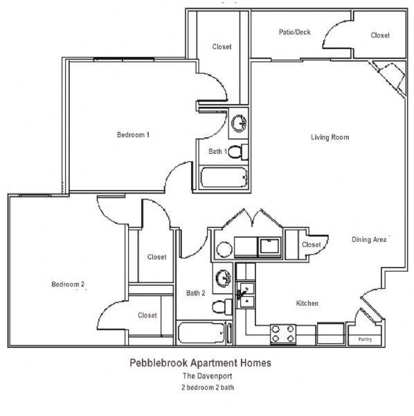 Apartments Manhattan Ks: Pebblebrook Apartments In Manhattan, Kansas