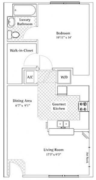 Gainesville Luxury Designer Home: Ashton Lane Apartments In Gainesville, Florida