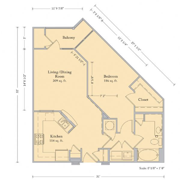 Park Place Apartments Gainesville: The Bartram Apartments In Gainesville, Florida