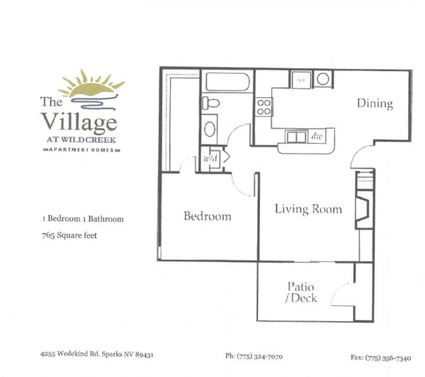 Willow Trace Apartments: Village At Wildcreek Apartments In Sparks, Nevada