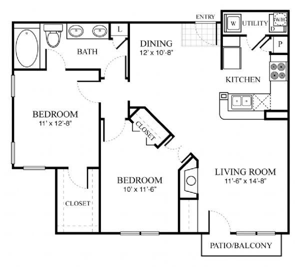 Metro Midtown Apartments In Houston, Texas