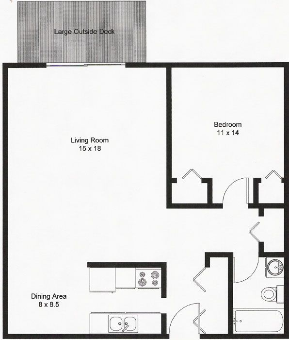 Southwood Terrace Apartments In Mankato Minnesota