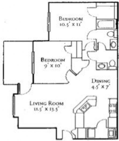 Magnolia Park Apartments: Magnolia Park Apartments In Atlanta, Georgia
