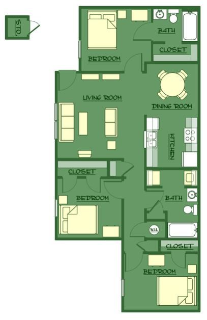 Chapel Ridge Of Stillwater Apartments In Stillwater Oklahoma