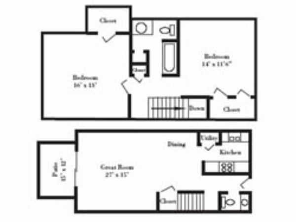 Clover Village Apartments South Bend