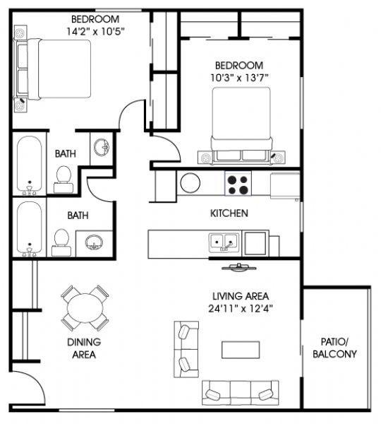 Toscana Apartments: Villa Toscana Apartments In Phoenix, Arizona