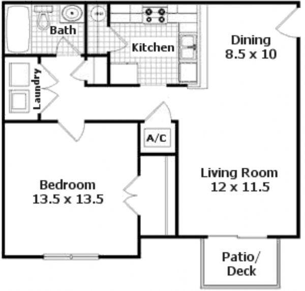 Apartments In Blacksburg Va: Crossing At Knollwood Apartments In Blacksburg, Virginia