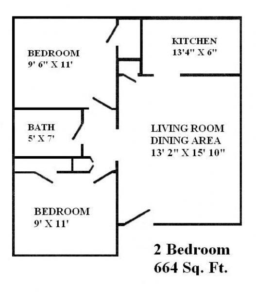 Cedar Bend Apartments: Cedar Glen Apartments In South Bend, Indiana