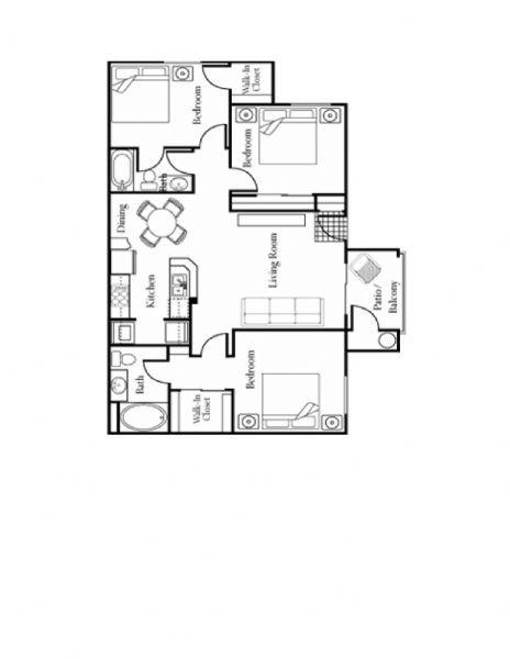 Tierra Ridge Apartments In Las Vegas Nevada
