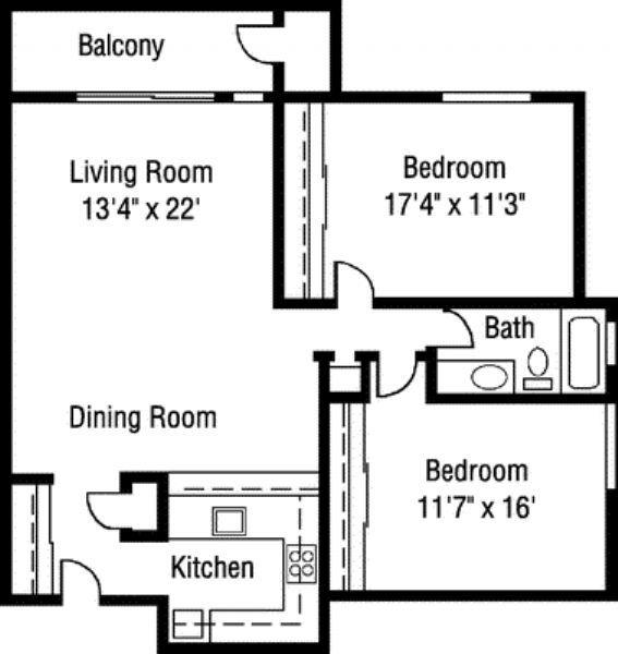 Sun Valley Lake Apartments: Northridge Apartments In Pleasant Hill, California