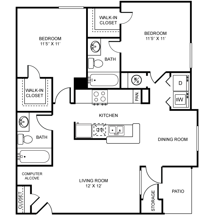 Apartments For Rent In Littleton Co: Dakota Ridge Apartments In Littleton, Colorado