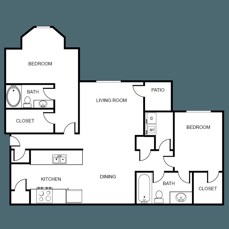 Carrington Park Apartments In Murfreesboro, Tennessee