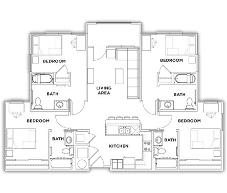 4 Bedroom (ALT)