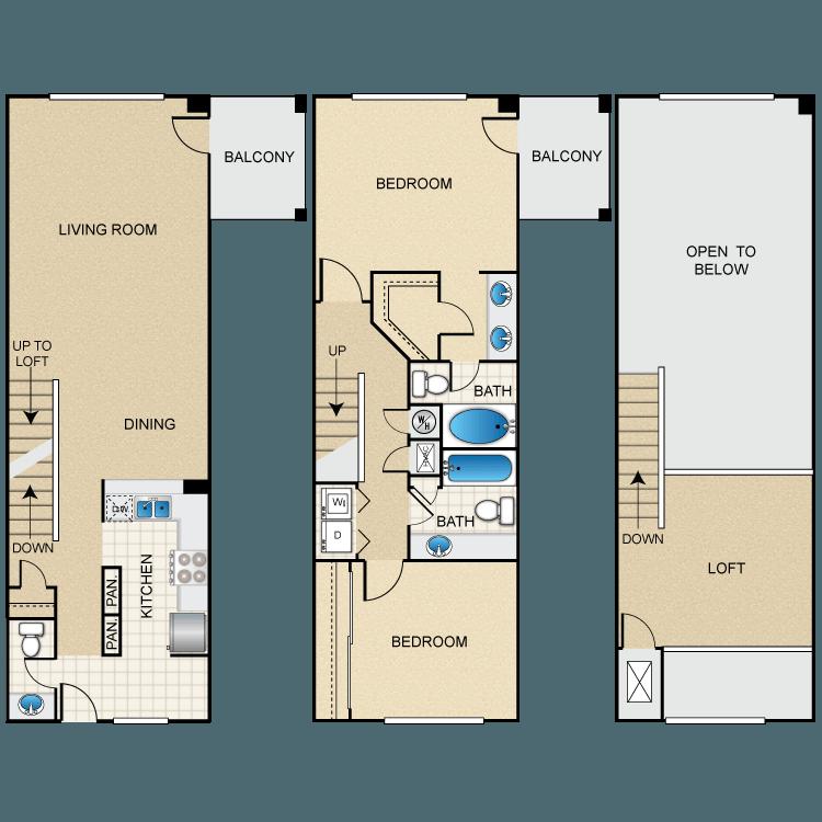 Regatta Apartments: Regatta Pointe Condominiums Apartments In Tempe, Arizona