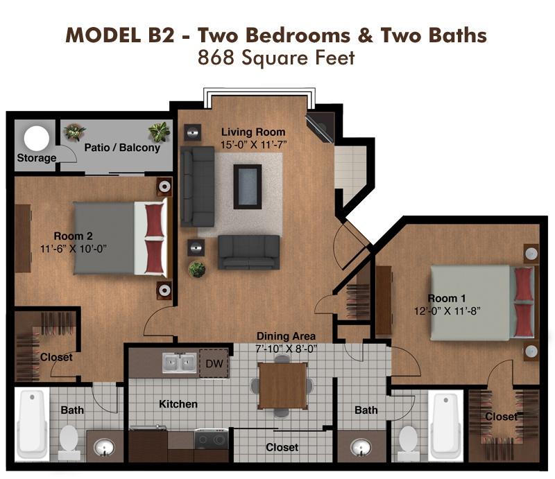 Oak Pointe Apartments: Coral Point Apartments In Mesa, Arizona