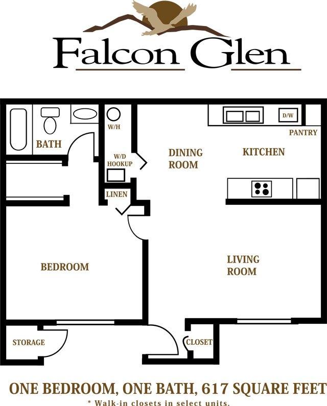 Falcon Glen Apartments In Mesa Arizona