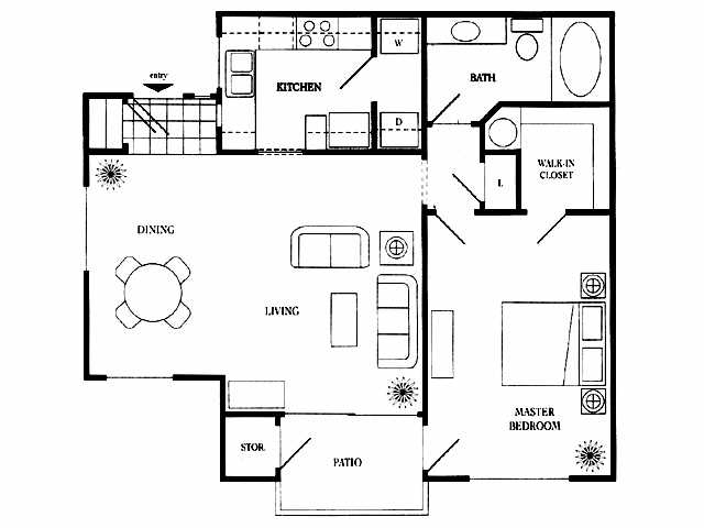 Indigo Springs Apartments In Mesa Arizona