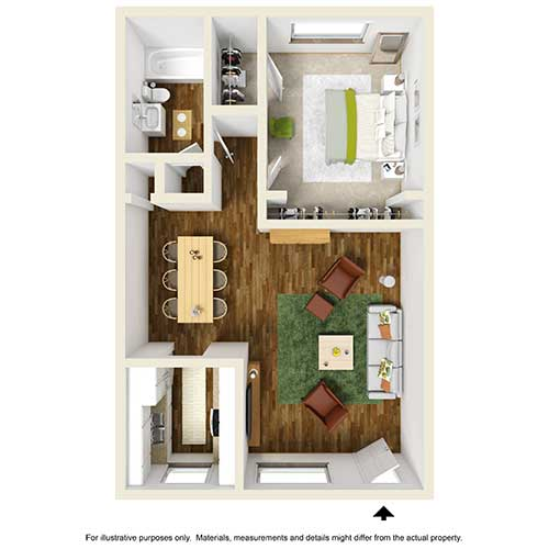 Apartments Huntsville Al: The Preserve At Crestwood Apartments In Huntsville, Alabama