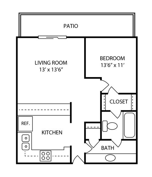 Pinebrook Apartments: Crossings At Pinebrook Apartments In Mobile, Alabama