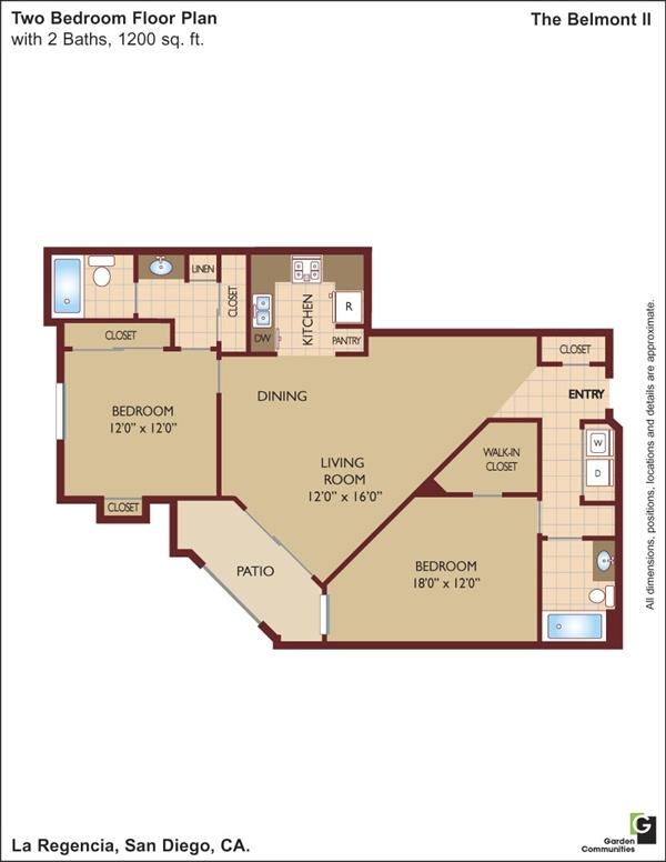 La Regencia Apartments In San Diego California