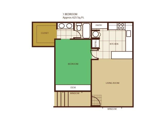 One Bedroom Apartments In Flagstaff