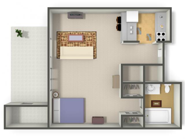 Lake Ellenor Apartments