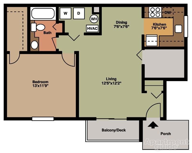 Knollwood Place Apartments Auburn Hills