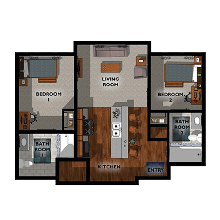Apartments In Dearborn Mi: The Union At Dearborn Apartments In Dearborn, Michigan