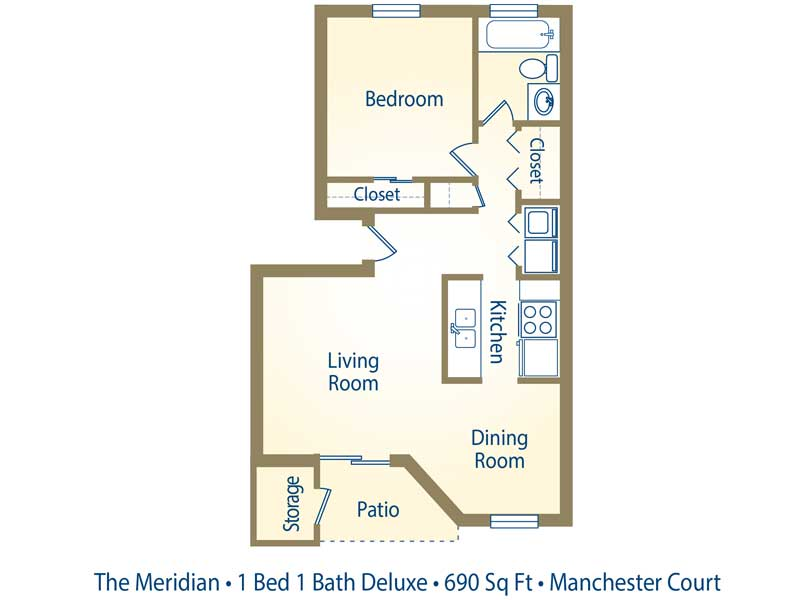 Manchester Court Apartments Modesto