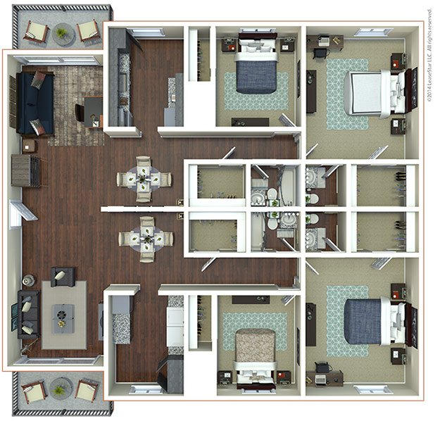 Apartments In Blacksburg Va: Terrace View Apartments In Blacksburg, Virginia