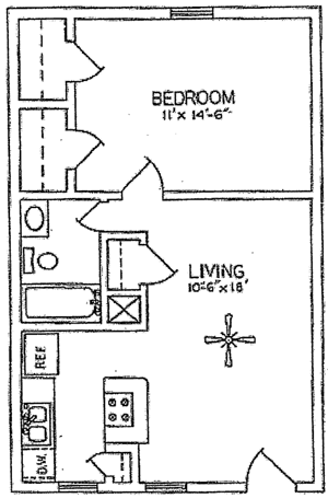 Creekwood Townhomes Apartments In Hammond Louisiana