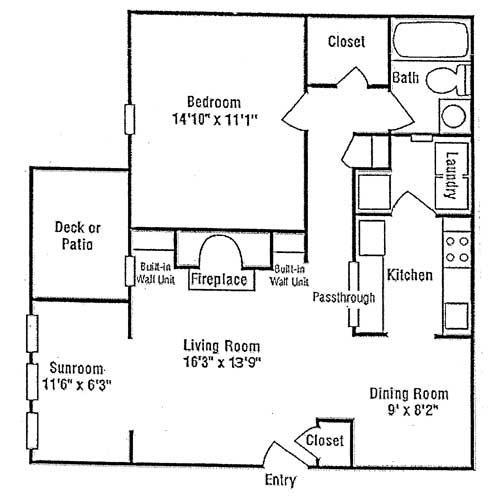 Remington Apartments: Remington Place Apartments In Raleigh, North Carolina