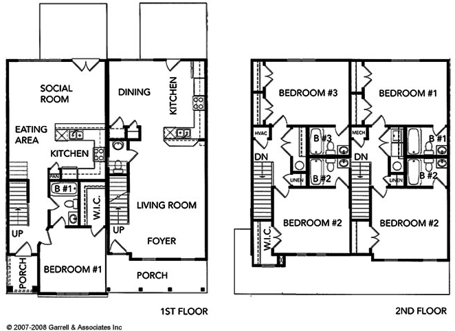 The Retreat Floor Plans Thefloors Co