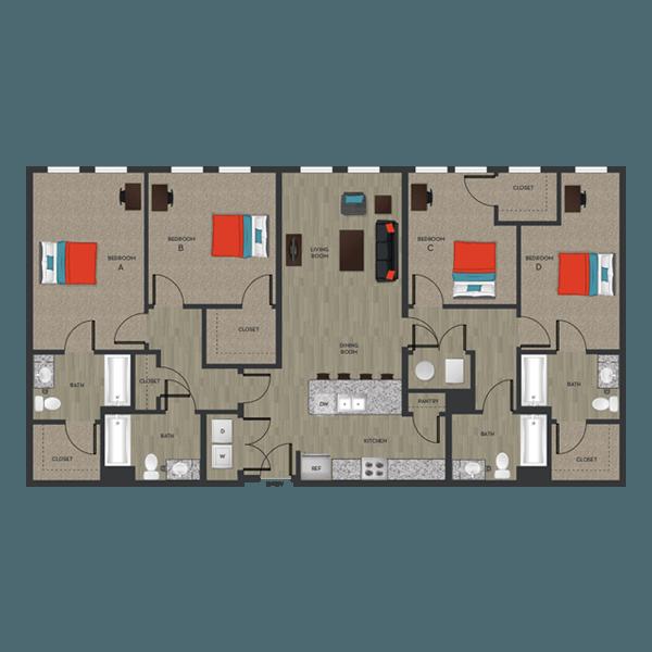 Apartments In Savannah Ga: The Blake Apartments In Savannah, Georgia