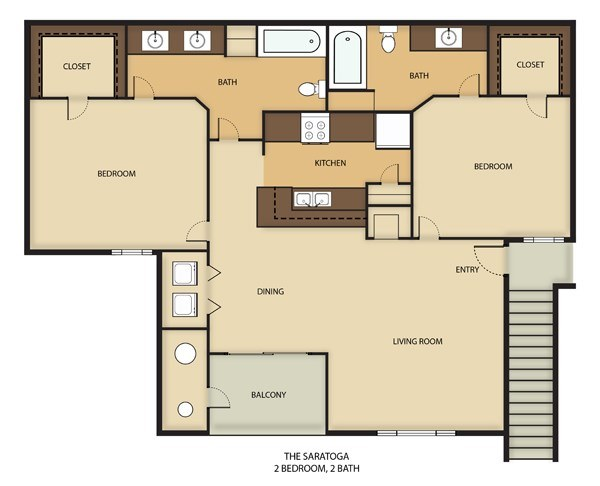 Galleria Palms Apartments In Tempe Arizona