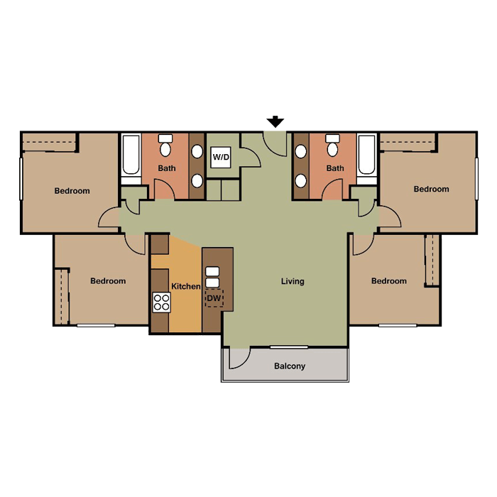 View Floor Plans Home Decorating Interior Design Bath - View floor plans