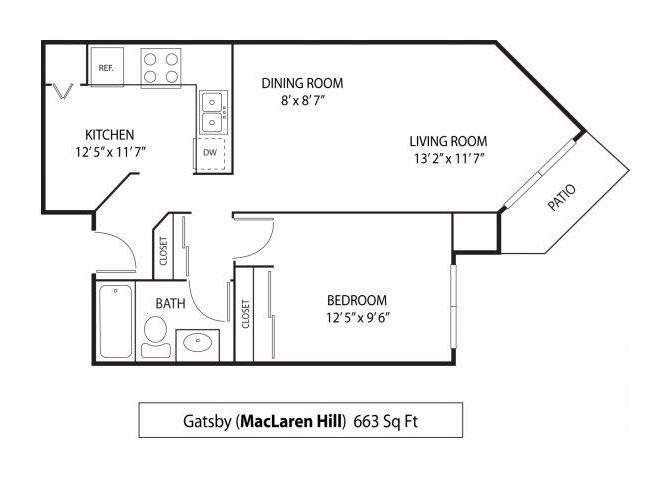 Maclaren Hill Apartments